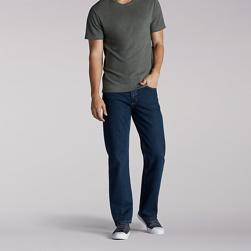 Lee Regular Fit Bootcut Jeans