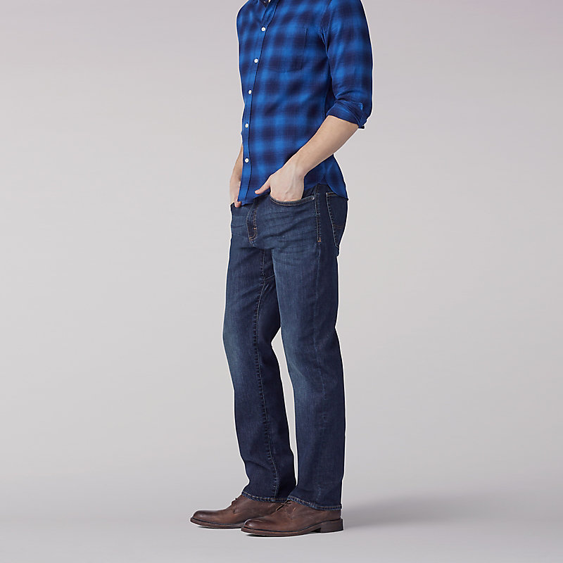 d448939cc ... Lee Extreme Motion Relaxed Jean - Big & Tall