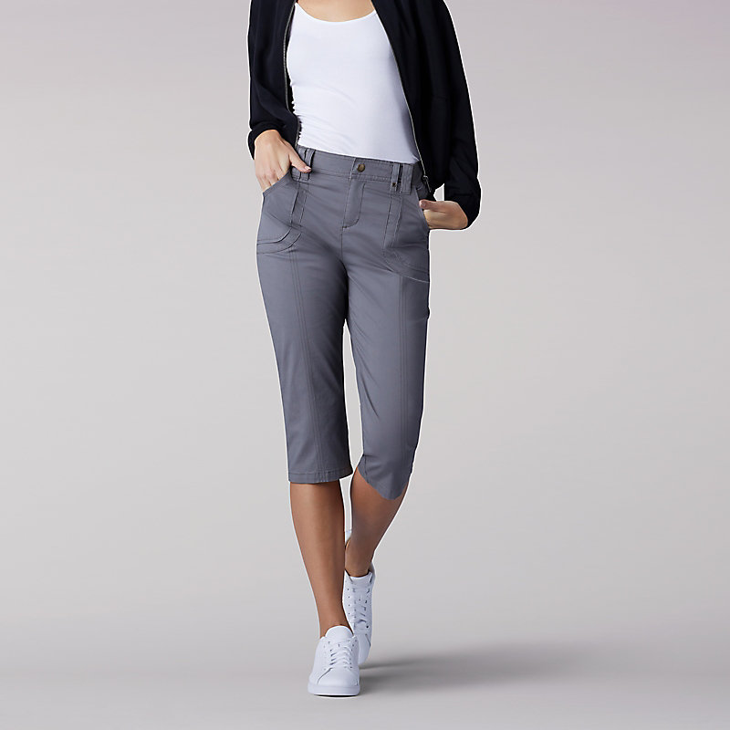 Lee Relaxed Fit Lyric Skimmer - Petite