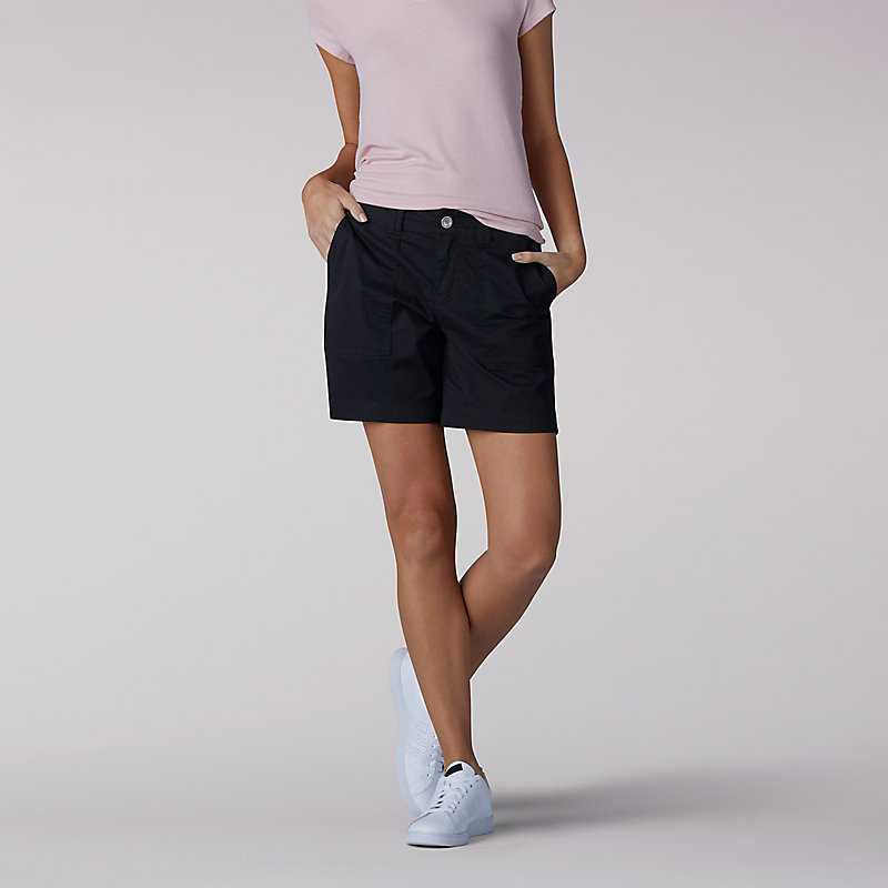 Lee Straight Fit Kinsey Shorts