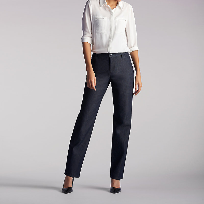 Lee Relaxed Fit Straight Leg Pant (All Day Pant)