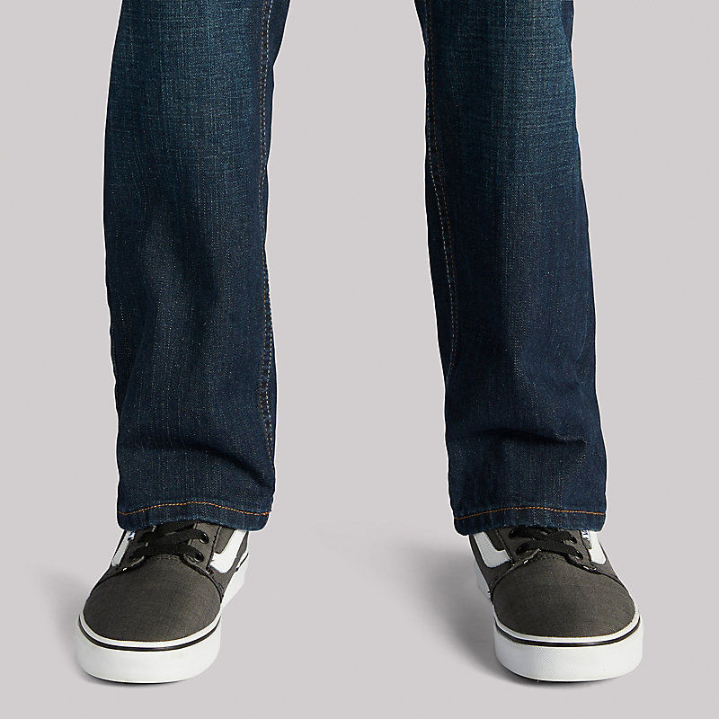 Lee Premium Select Straight Fit Boys Jeans - Husky