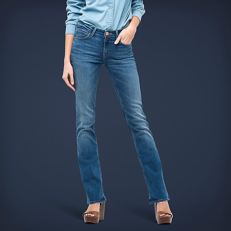Lee European Collection  - Skinny Boot Jeans