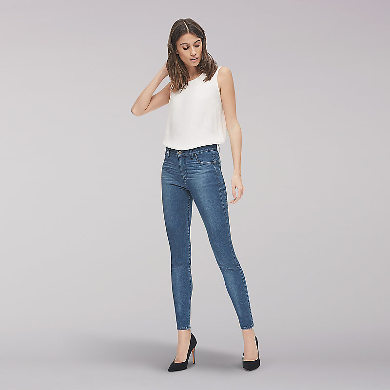 Lee Body Optix High Rise Skinny Jean-Denim