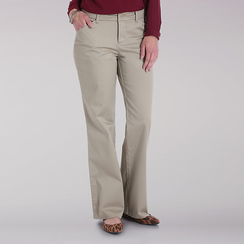 Lee Riders Stretch Twill Trouser Pant
